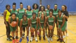 Buhari receives victorious D'Tigress at FEC meeting