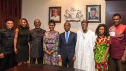 Osinbajo: Nigeria proud of its arts, entertainers