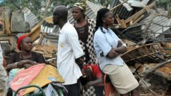 Aftermath of demolition: Lagos residents still stranded
