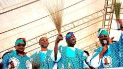 With Alao-Akala in APC, PDP dead in Oyo State – Tinubu