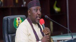 Okorocha renames Ministry of Happiness, blames printer's devil