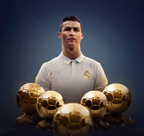2017 Ballon D'or: Ronaldo wins to equal Messi