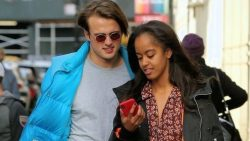 Malia Obama steps out with her alleged British boyfriend, Rory Farquharson