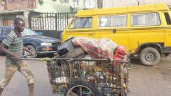 Dirty environment: Lagos bans cart pushers
