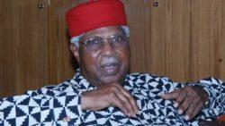 Sir Alex Ekwueme burial rites begin