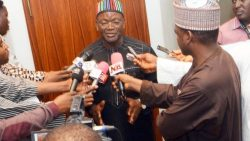 Benue govt does not own militia group —Ortom