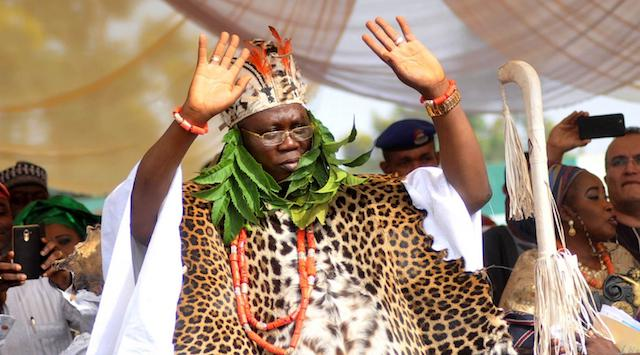 Gani Adams installed Aare Ona Kadanfo, preaches peace