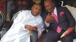 A'Ibom: Eket leaders sue for calm, support for Emmanuel