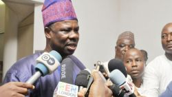 Peace building: Media cannot afford to fail Nigerians – Amosun
