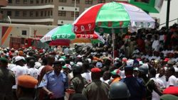 Storm over in PDP, Fresh collapses