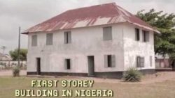 Nigeria's first storey building still standing 171 years after