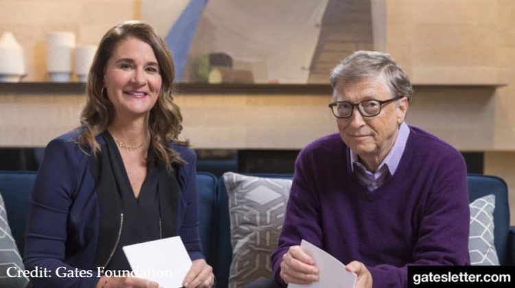 Bill Gates, wife flay Trump's America First policy