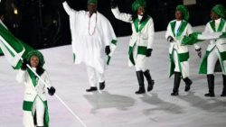 Winter Olympics: Nigeria in bottom place in skeleton event