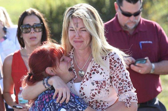17 dead in school shooting