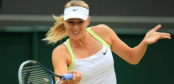Sharapova knocked out of Qatar opener by Niculescu