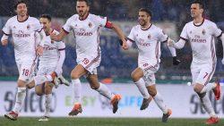AC Milan reach Cup final on penalty kicks after goalless 210 minutes