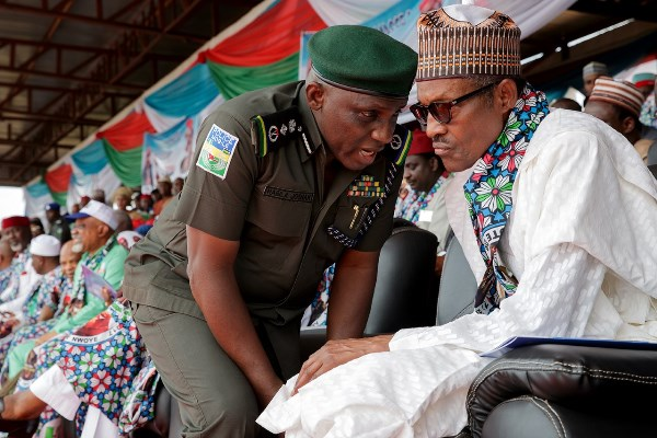 Buhari and overwhelming security challenge