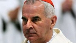 Cardinal Keith O'Brien dies at 80