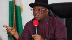 Ebonyi: Why Umahi orders arrests of aides, others