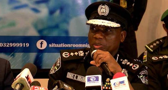 IGP Idris suspends withdrawal of VIPs policemen