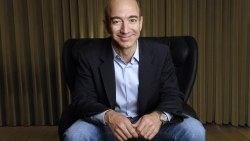 Forbes names Amazon CEO world's richest man