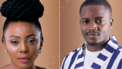 BBNaija: Leo and Ifu Ennada out of the house