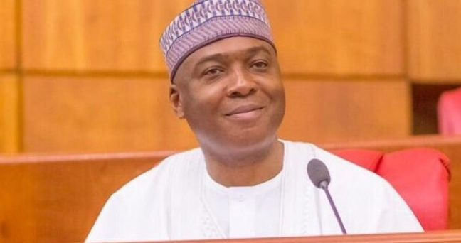 Saraki commends colleagues, as Senate passes 201 bills in 33 months