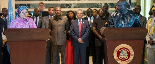 UN ends 15-year peace-keeping in Liberia