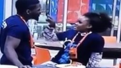 BBNaija: Cee-C gets a strike for going berserk on Tobi