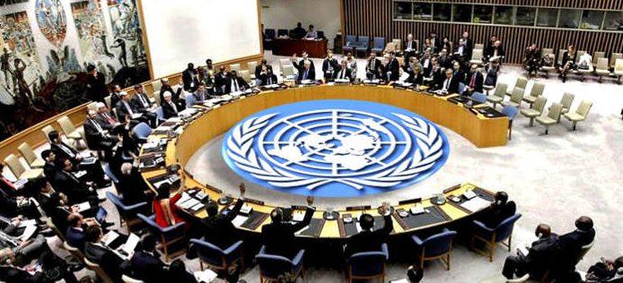 Syria airstrikes: UN Security Council meets