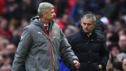 Mourinho pays tribute to old rival, Wenger