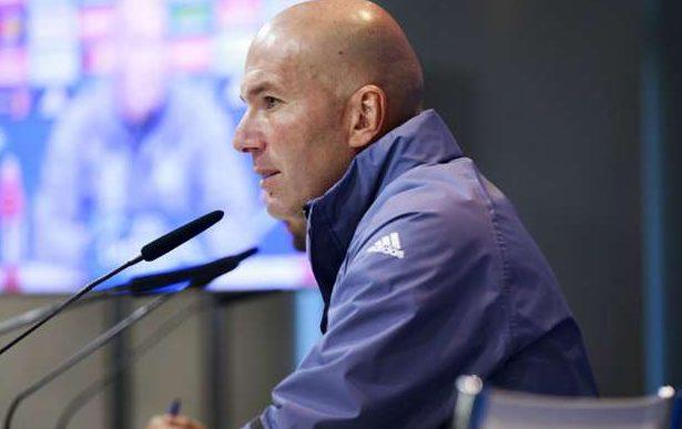 Zidane leaves Ronaldo, Modric, Bale out of Malaga trip