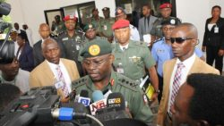 BREAKING: Revealed: Why army, police, others can't stop insecurity –Senate
