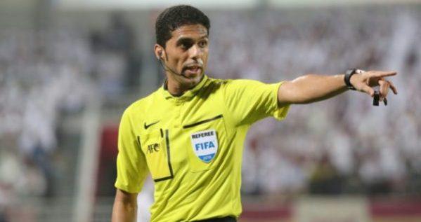 Bribery: Saudi bans FIFA referee Mirdasi for life