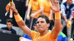 Nadal edges out Djokovic in Rome Masters