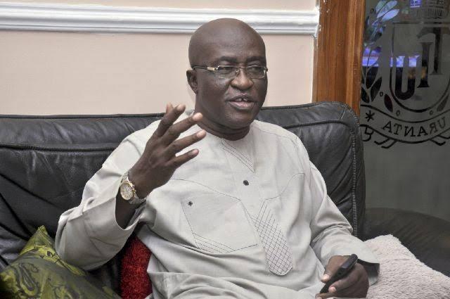 Executive Secretary Nigerian National Summit Group Nnsg Tony Uranta
