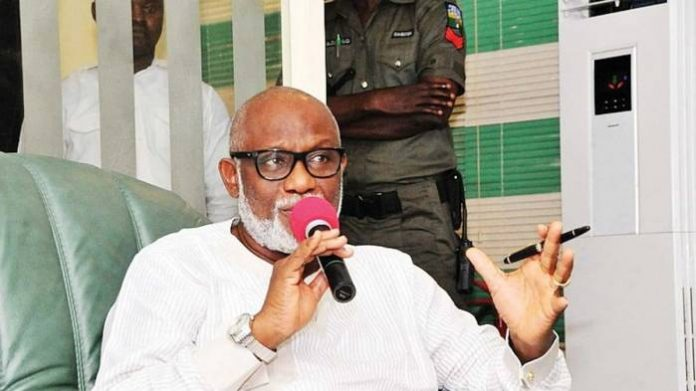 COVID-19: Akeredolu Lifts Ban On Jumat, Sunday Services, As Another Patient Dies
