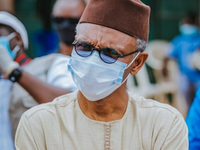 COVID-19: Lockdown Remains In Kaduna State, El Rufai To Address Residents On Tuesday