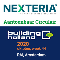 Building Holland is verplaatst naar oktober, week 44, 2020