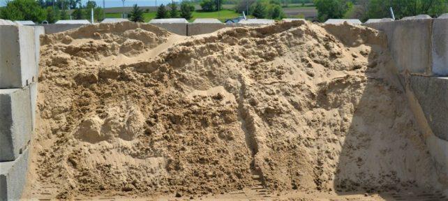 Bulk Mason Sand