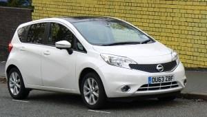 Nissan Note Acenta Premium review | Next Green Car