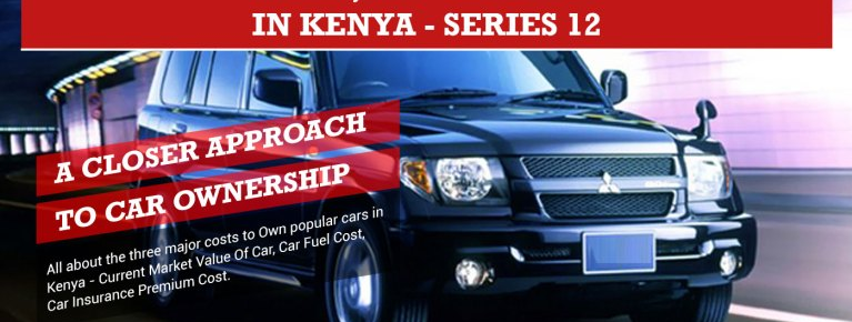 Car Ownership Cost of Popular Cars in Kenya – Infographic Series 12