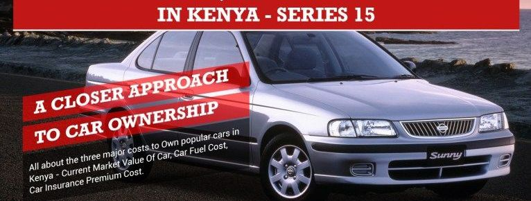 Car Ownership Cost of in Kenya Infographic– Series 15