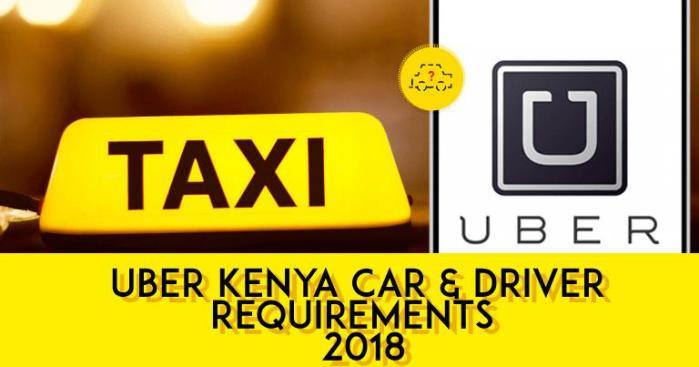 Uber Kenya Car Requirements
