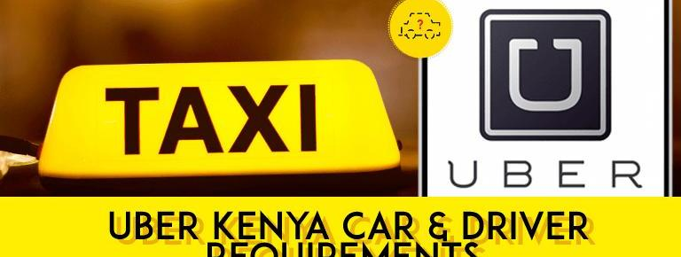 Uber Kenya Car Requirements – List of Vehicles Accepted