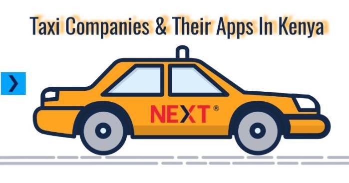 taxi apps in kenya