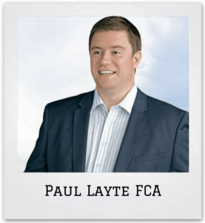 Paul Layte FCA - Chartered Online accountant