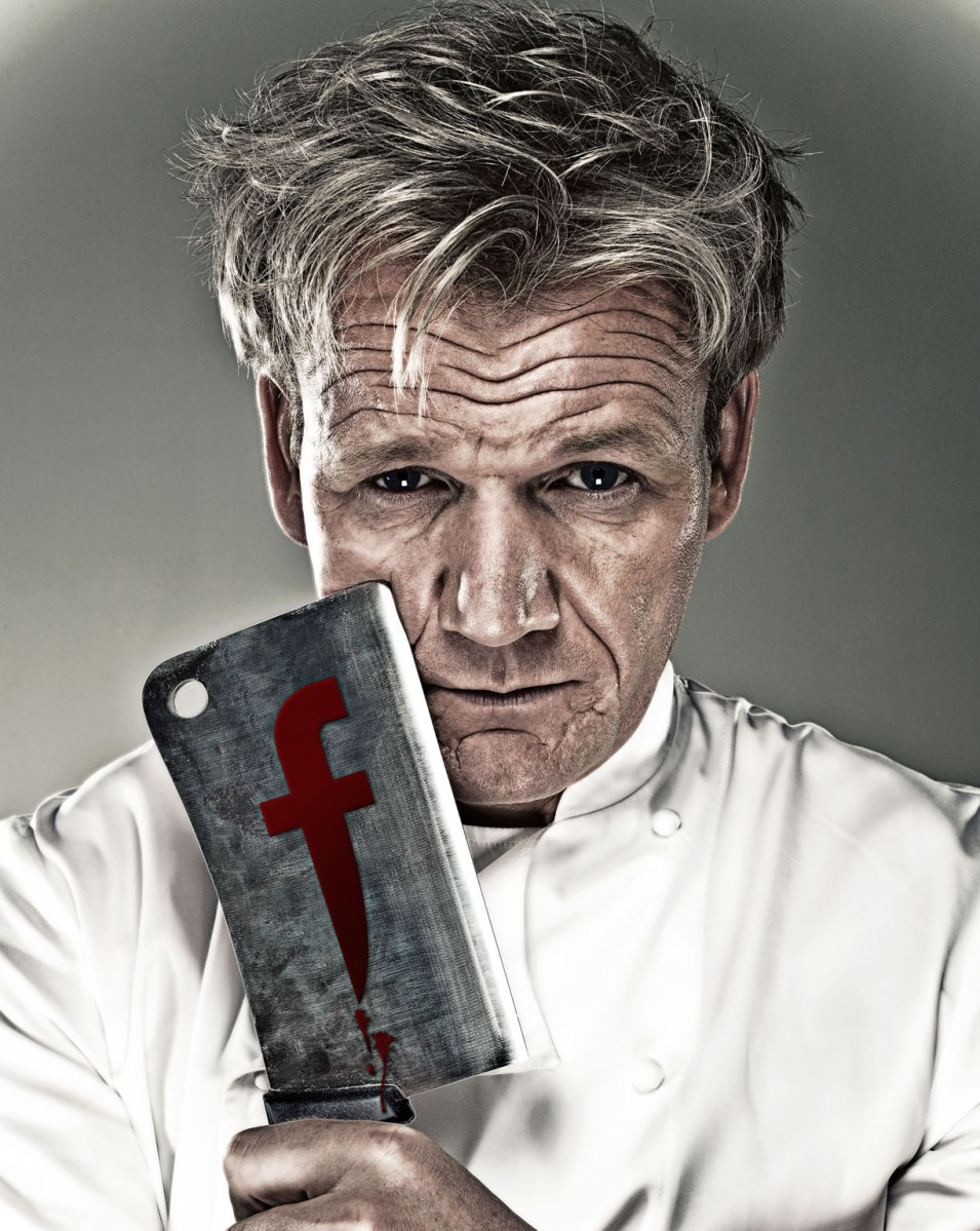 How to be passionate in what you do - Gordon Ramsay (Kitchen Nightmares)