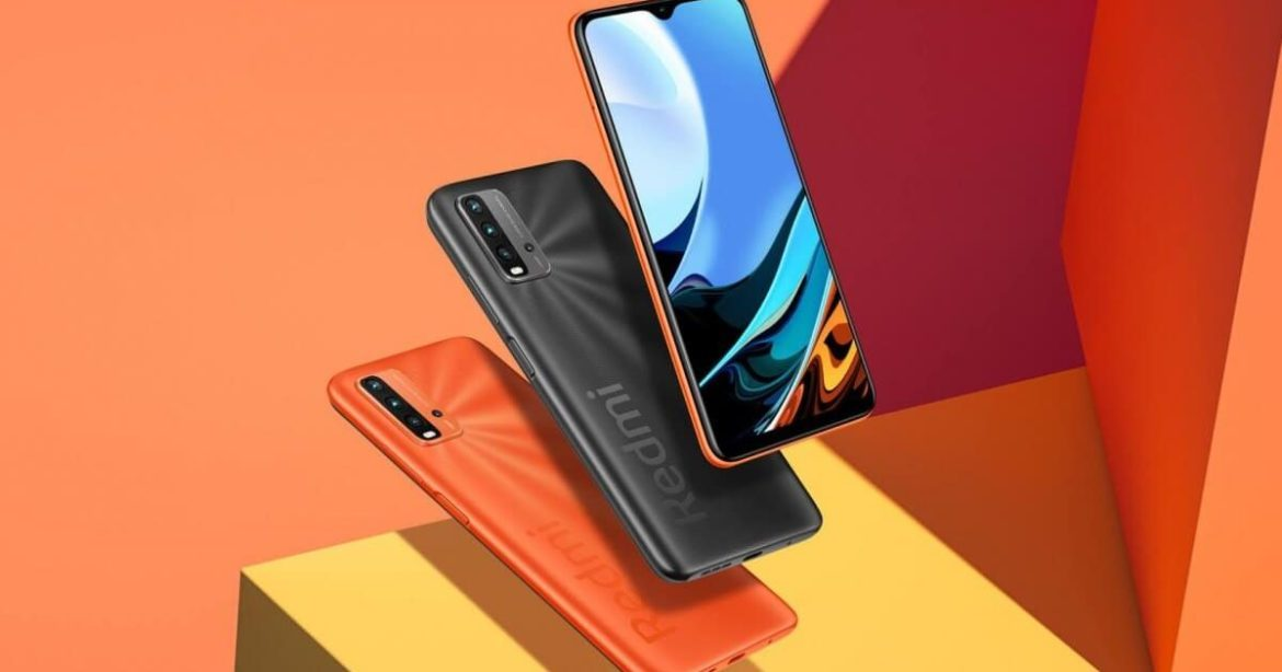 New Launched 2021 Redmi 9T Smartphone – Review