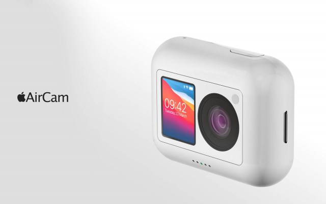 What is an Apple AirCam and what are the Special feature ?
